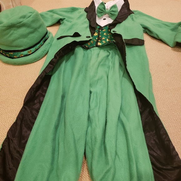 Leprechaun Halloween costume w/pot o gold! & Costumes | Leprechaun Halloween Costume Wpot O Gold | Poshmark